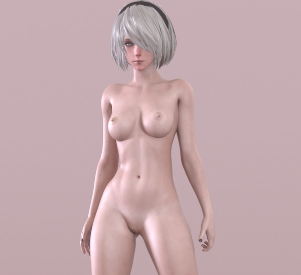 Porn Collection - NieR Automata – 2B, A2, 9S (Webm/Gif/Jpg)