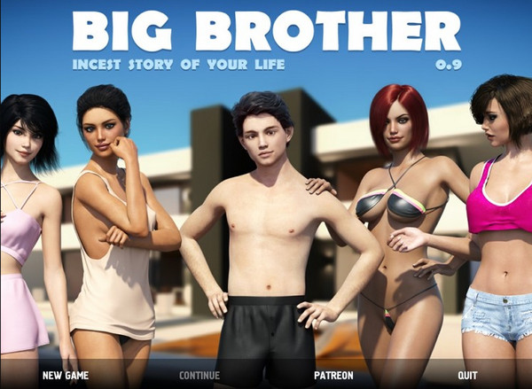 SandLustGames – Big Brother (InProgress) Update Ver.0.9