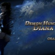 Art by BadOnion – Demon Hunter Diana Chapter 1