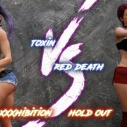 Art by Squarepeg3D – The FUTA – Match 02 – Toxin vs Red Death