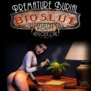Art by Lord Aardvark – Bioslut Infinitely Horny – Premature Burial 1-2