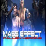 Kamadevasfm - Mass Effect - Fallen Heroine
