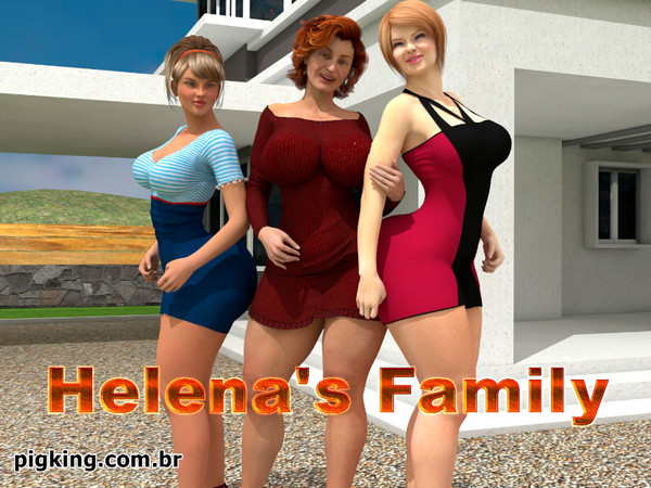 Art by Pig King – Helenas Family