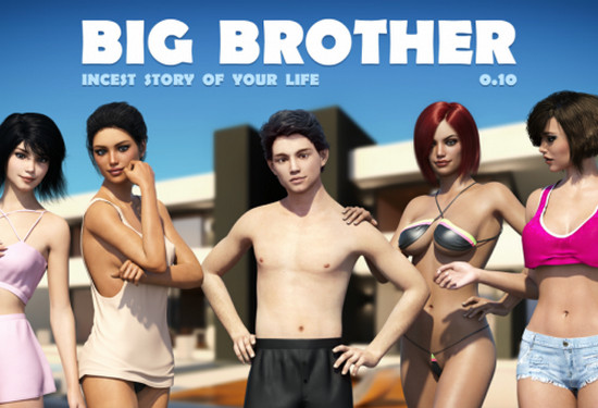 SandLustGames – Big Brother (InProgress) Update Ver.0.10