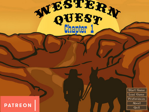 Skeep - Western Quest (Chapter 1) Ver.0.6