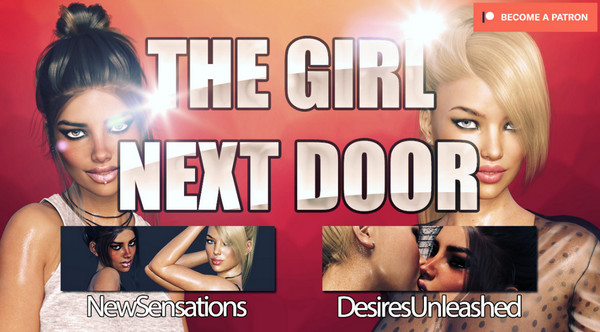 Donut Bite - The Girl Next Door – Desires Unleashed & New Sensations