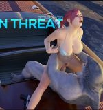 Art by Amusteven – Velna Ocean Threat Deluxe