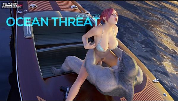 Art by Amusteven – Velna Ocean Threat Deluxe