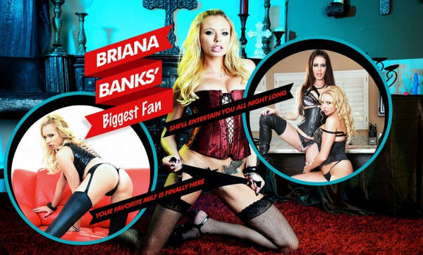 Lifeselector – Briana Banks' Biggest Fan