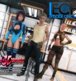 Crazyxxx3Dworld – Echo (Episode 1-12)