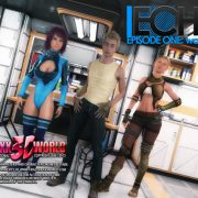 Crazyxxx3Dworld - Echo (Episode 1-12)
