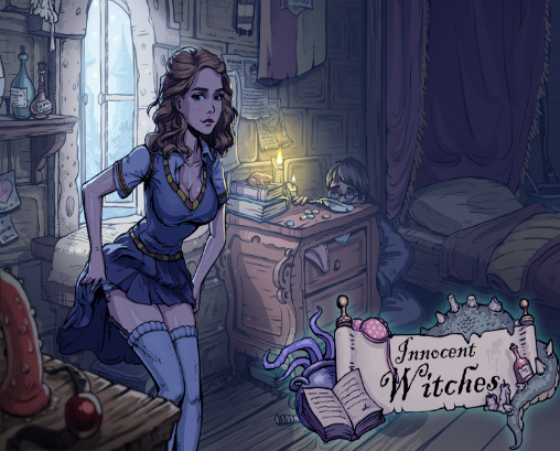 Sad Crab - Innocent Witches (InProgress) Update Ver.0.0.4a