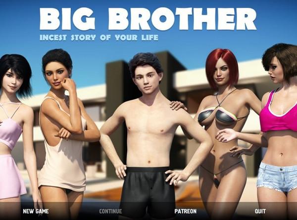 SandLustGames – Big Brother (InProgress) Update Ver.0.11