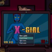 Jivagames – X-Girl (InProgress) Update Ver.0.3