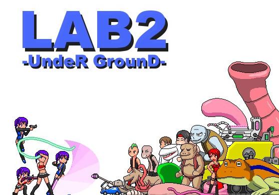 Neko no Meme - LAB2-UndeR GrounD Ver.1.03