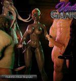 Gazukull / Affect3D – UnderDark GangBang