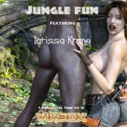 Art by Vik3DX – Jungle Fun