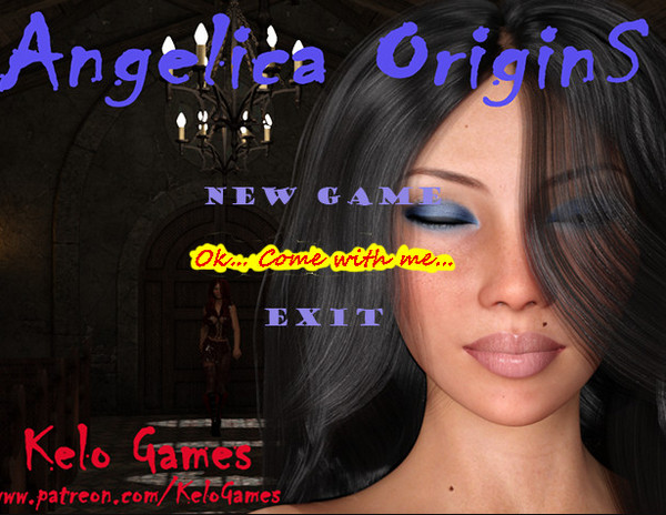 Kelo Games - Angelica Origins (InProgress) Update Ver.0.2.2