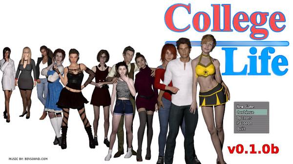 MikeMaster – College Life (InProgress) Update Ver.0.1.0b