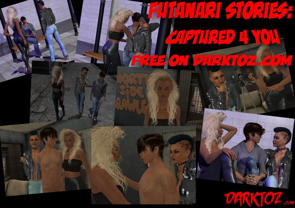 Darktoz - Futanari Stories - Captured 4 You Ver.1.0