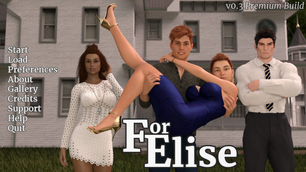 Lickerish Games - For Elise (InProgress) Ver.0.3