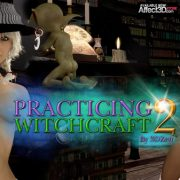 Art by 3DZen – Practicing Witchcraft 2