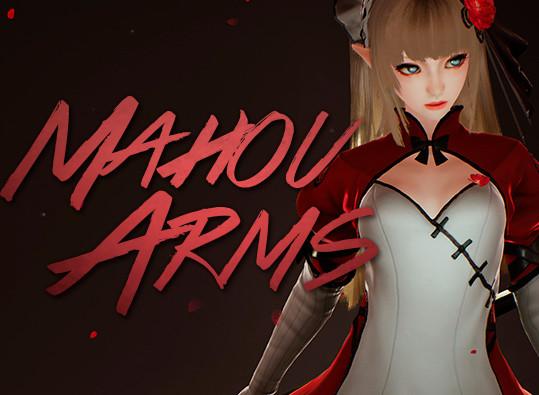 Paperbag - Mahou Arms (InProgress) Ver.0.0.215