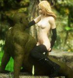 Art by Vaesark – CGS74 – Green Skin