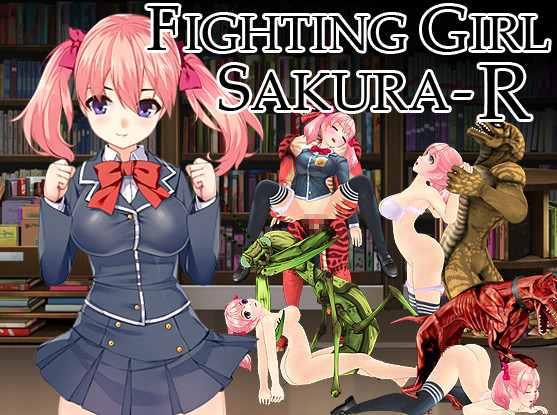 Umai Neko – Fighting Girl Sakura-R Ver.1.02 (Uncen/Eng)