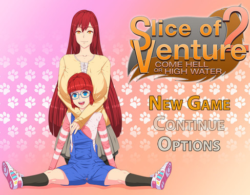 Ark Thompson - Slice of Venture 2: Come Hell or High Water (Update) Ver.0.65