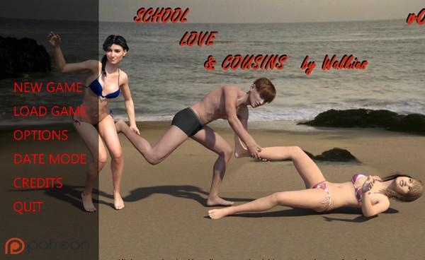 Walkius - School, Love & Cousins (InProgress) Update Ver.0.8.1