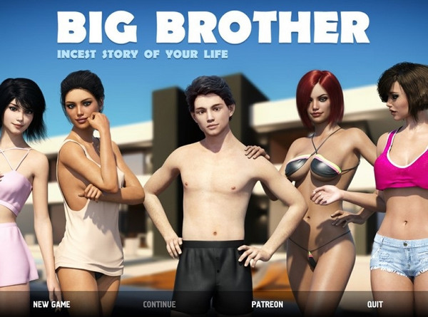 SandLustGames – Big Brother (InProgress) Update Ver.0.13