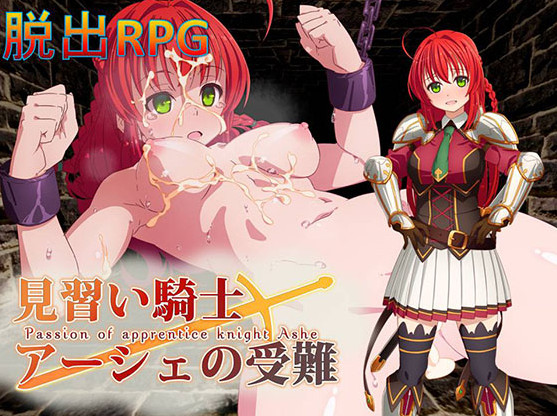 QRoss - Passion of Apprentice Knight Ashe