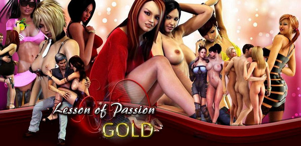 Sexandglory & Lesson of Passion Games Collection (Update)