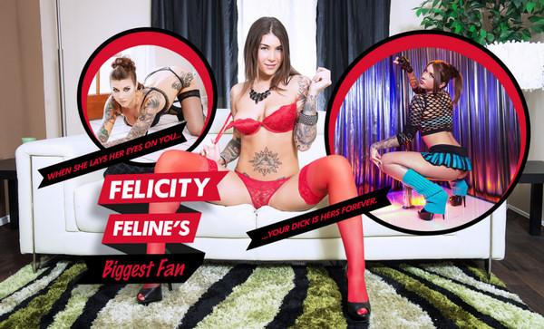 Lifeselector - Felicity Feline's Biggest Fan