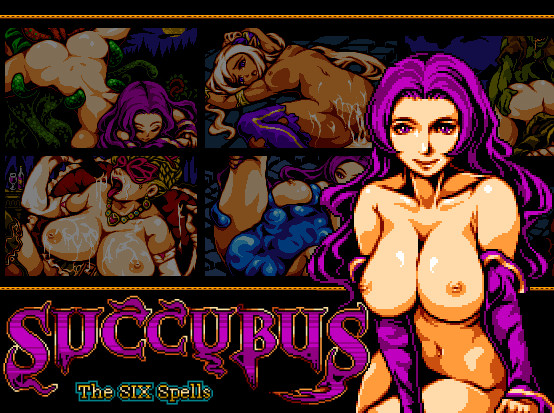Libraheart - Succubus The Six Spells (Eng)