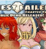 Frostworks – Quest Failed (Chp.1 Final + Chp.2 Demo)