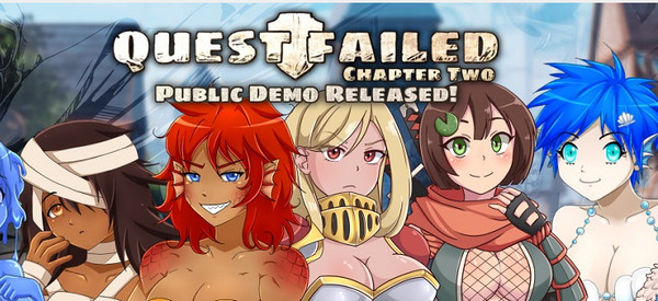 Frostworks - Quest Failed (Chp.1 Final + Chp.2 Demo)