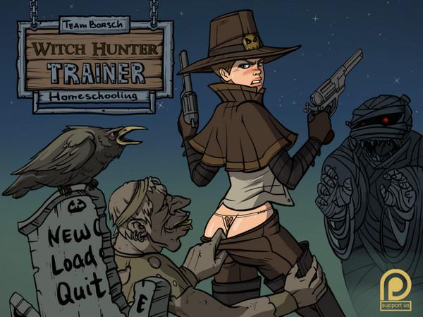Team Borsch - Witch Hunter Trainer (InProgress) Update Ver.0.25