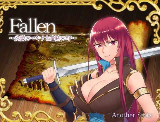 Another Story - Fallen - Makina and the City of Ruins (Uncen/Eng)