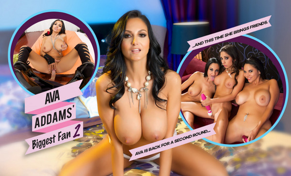 Lifeselector - Ava Addams' Biggest Fan - Part 2