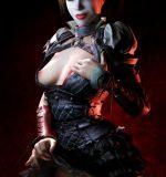 Harley Quinn (Batman Arkham) assembly part 1-2