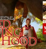 Art by Taboo3DMovies – Red Riding Hood
