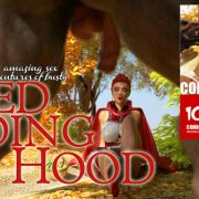 Art by Taboo3DMovies - Red Riding Hood
