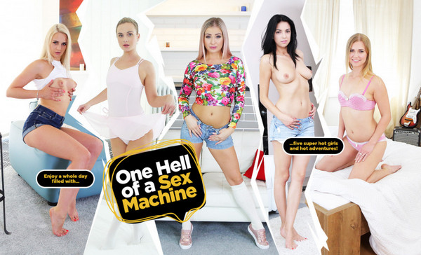 Lifeselector - One Hell of a Sex Machine