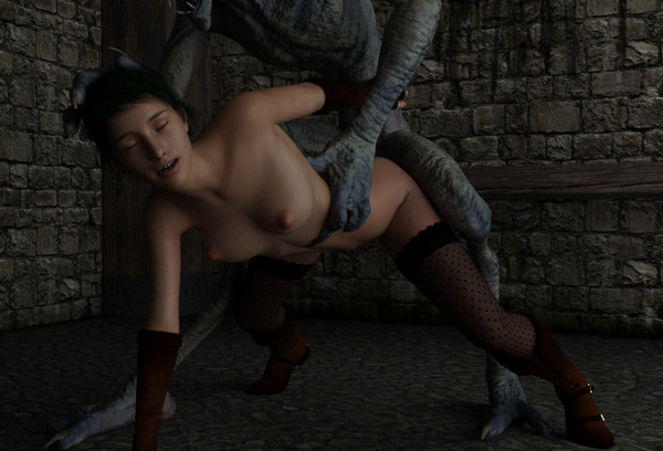 Art by Sting3D - Prisoner of Fuck Castle