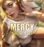 Art by Firolian – Mercy Secret Date