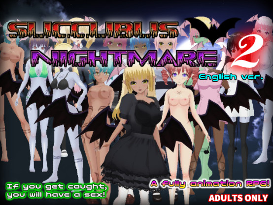 Animism - Succubus Nightmare 2 (Eng)