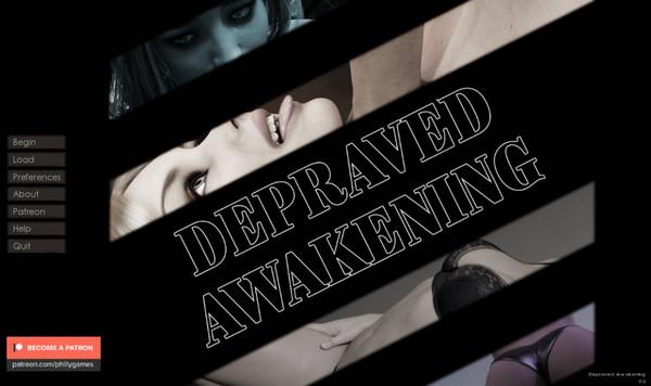 PhillyGames – Depraved Awakening (InProgress) Update Ver.0.9