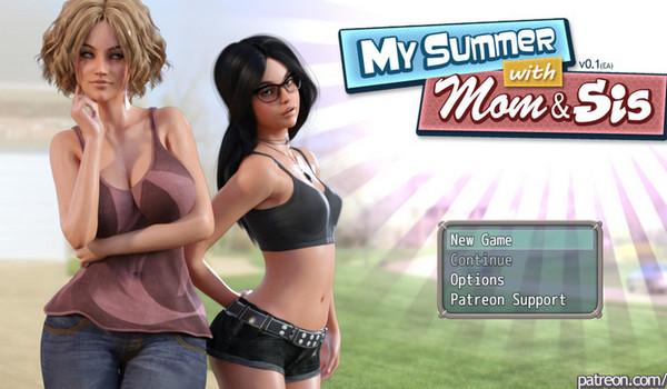 NLT Media - My Summer with Mom & Sis (Update) Ver.1.0